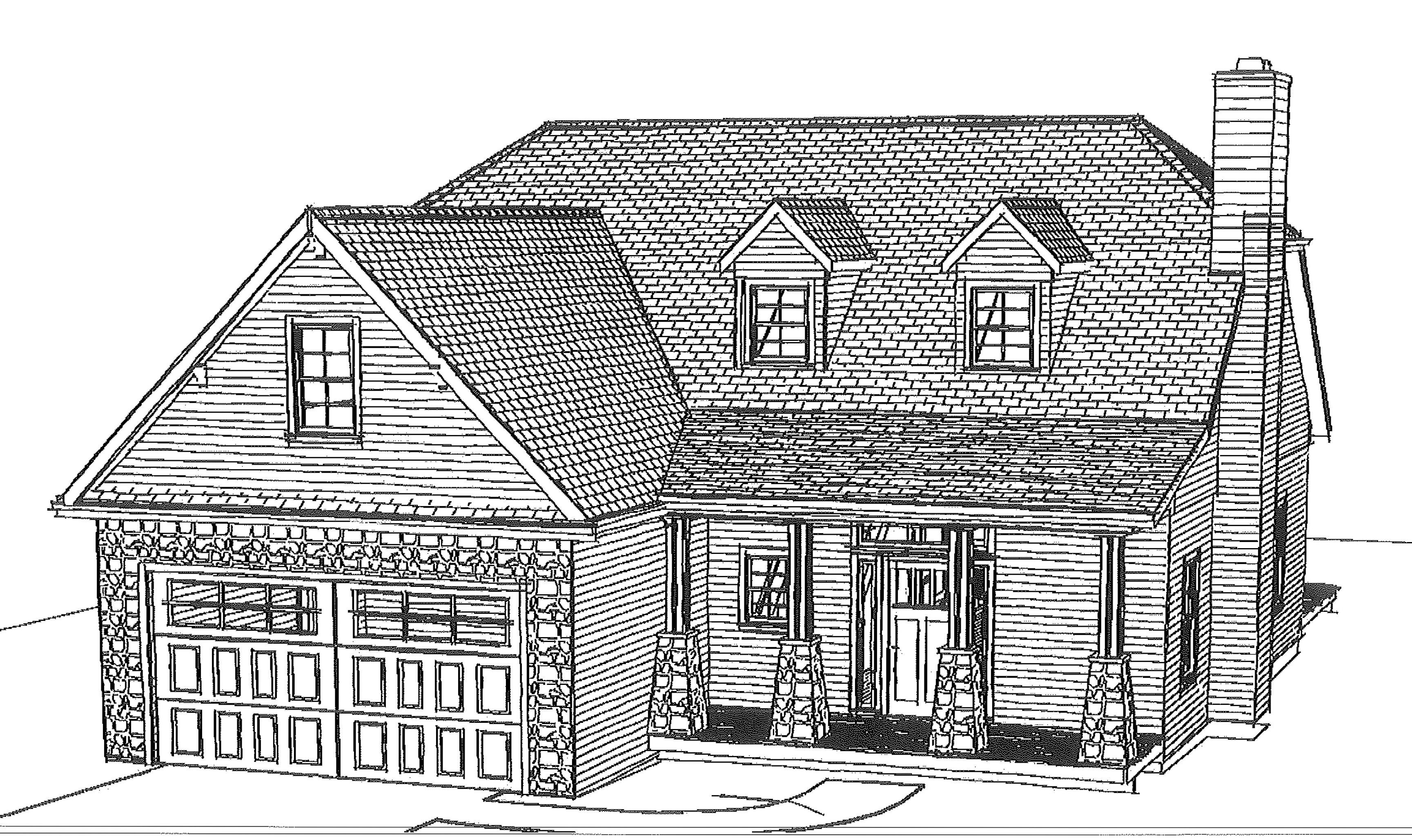 Dream house drawings for House design drawing